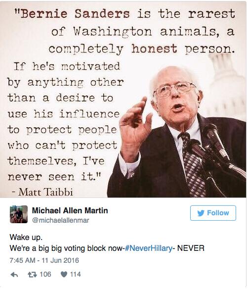 Bernie_Honest_Quote