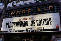 warfield marquee